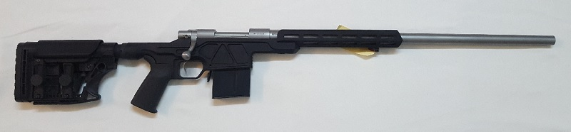 HOWA 308 WIN SS HB BLACK CHASSIS RIFLE